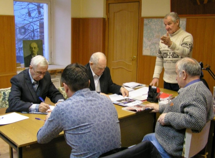 В Серпухове активно идет прием в ряды КПРФ
