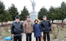 В Коломне отдали дань глубокого уважения памяти В.И.Ленина