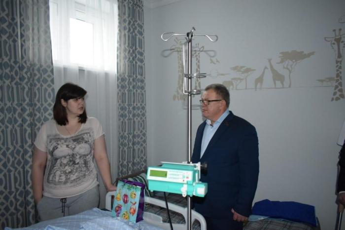 Александр Наумов: Счастье - это, когда все дети здоровы!