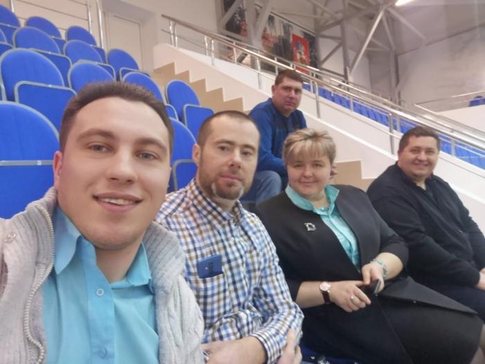 В Лотошино, при поддержке КПРФ, состоялся турнир по волейболу