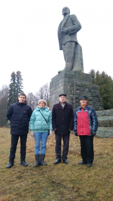Дубненские коммунисты почтили память В.И. Ленина