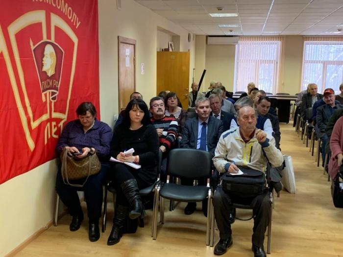 Состоялось Совещание городских организаций МК КПРФ