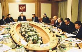 В.И. Кашин провёл заседание Межфракционной рабочей группы в Госдуме