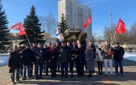 Коммунисты Королёва почтили память воинов-интернационалистов