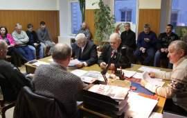 Состоялось заседание Бюро Серпуховского ГК КПРФ