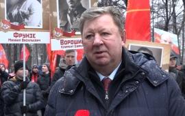 Владимир Кашин: У России всегда были три союзника – это армия, флот и крестьянство!