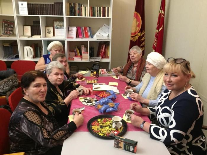 В Королёве прошла встреча «Детей Войны»