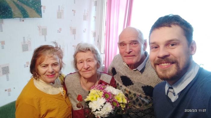 В Наро-Фоминске чествуют Юбиляров