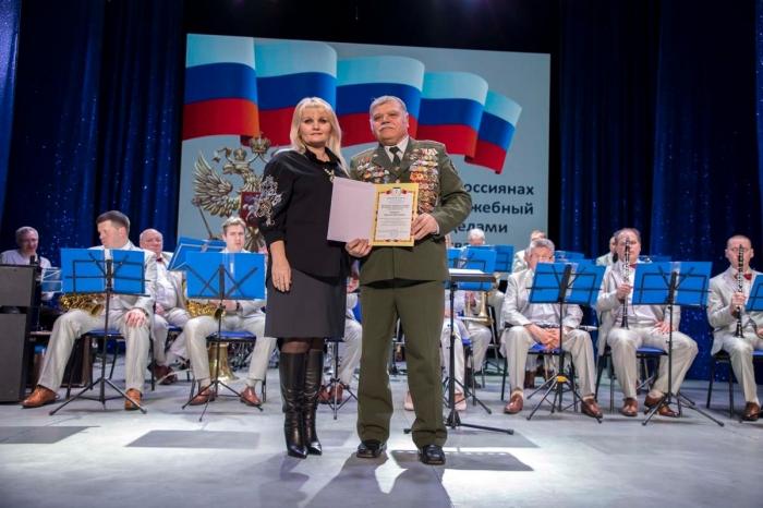 В Щёлково прошло награждение воинов-афганцев