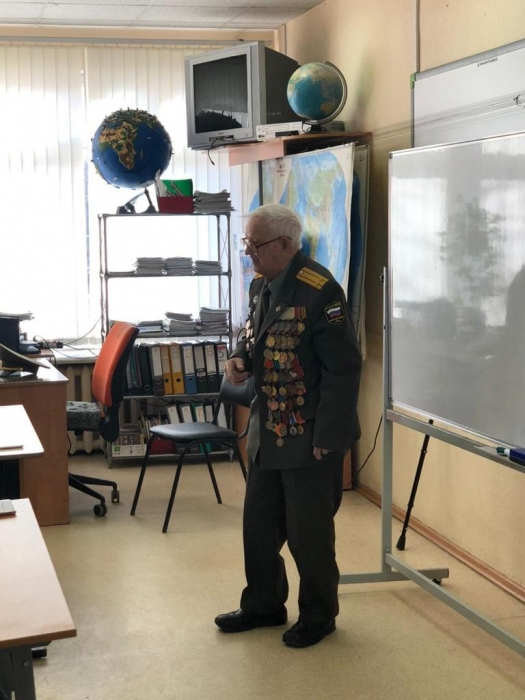 «Уроки мужества» КПРФ проводит в Королёве