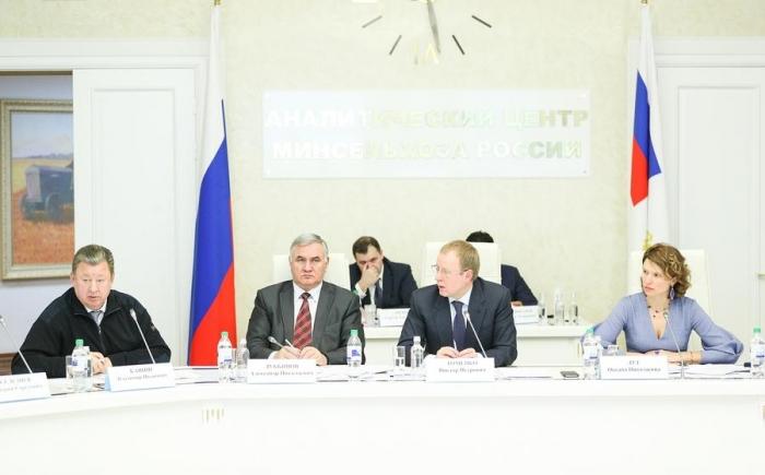 В.И. Кашин принял участие в заседании рабочей группы Государственного совета Российской Федерации