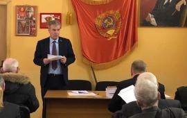 Люберецкие коммунисты дали старт отчётно-выборной кампании