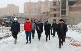 Строительство социальных объектов в Котельниках под депутатским контролем