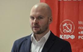 О планах Подмосковного Комсомола
