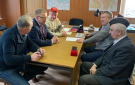 Александр Наумов провел заседание оперативного штаба в Серпухове
