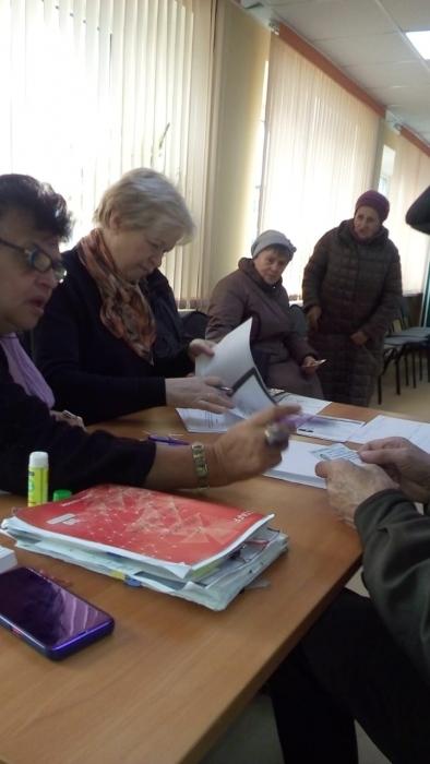 Солнечногорское отделение организации «Дети войны» отчиталось о работе