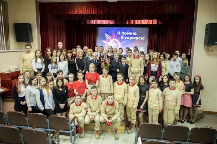 В Щелково прошло праздничное мероприятие, посвященное 75-летию Великой Победы Советского народа!