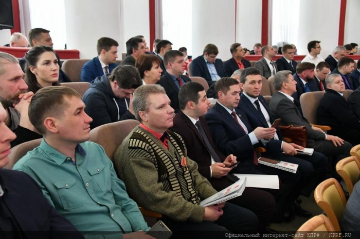 Г.А. Зюганов: «Максимально и конструктивно сложить усилия для достижения главных целей»