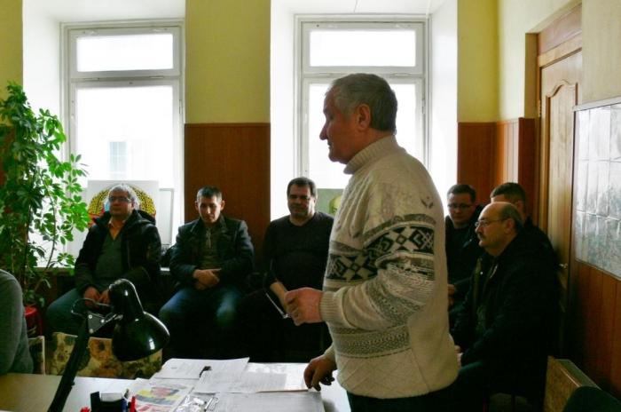 Отчётно-выборная кампания в Серпуховском ГК КПРФ