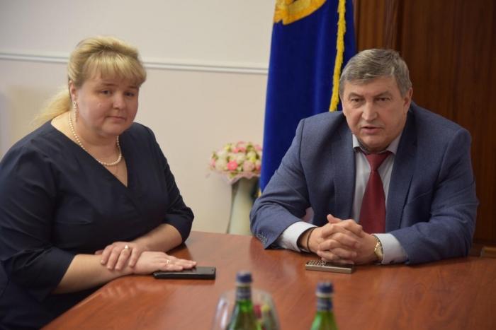 Константин Черемисов посетил с рабочей поездкой г.о. Лотошино