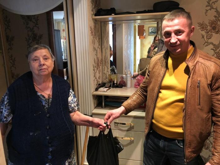 Клинский ГК КПРФ продолжает акцию помощи