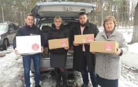 Щелковский ГК КПРФ помогает нуждающимся