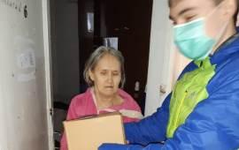 Люберецкие коммунисты помогают нуждающимся