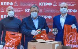 Александр Наумов: Наш долг - помогать тем, кому сейчас сложнее всего!