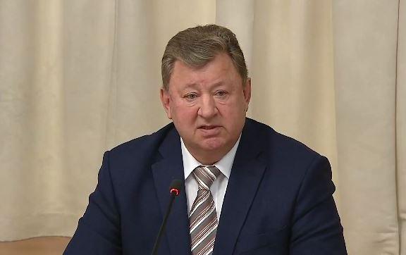 Доклад В.И. Кашина на встрече руководства КПРФ с М.В. Мишустиным