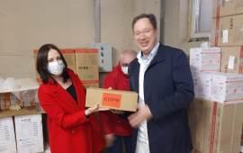 Коммунисты Пушкинского Горсовета оказали помощь больнице