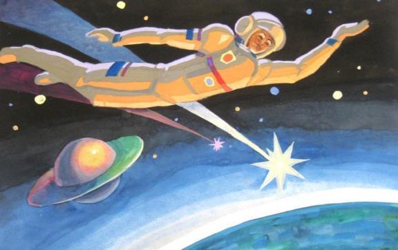 «Земной» космос - невидимая служба испытателей
