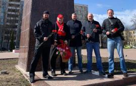 Красногорский ГК КПРФ почтил память Ленина