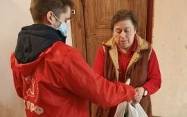 Помощь пожилым гражданам в период самоизоляции