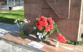 Можайские коммунисты почтили память о Ленине