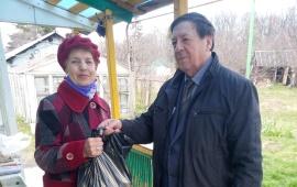Каширские коммунисты помогают нуждающимся