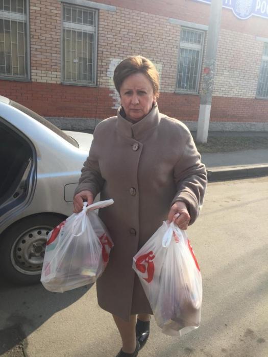 Домодедовские коммунисты в беде не бросают!