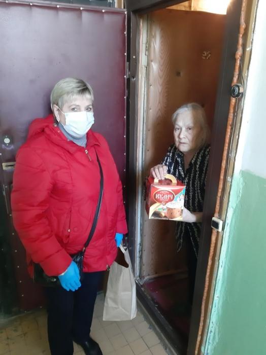 Щёлковские коммунисты всегда придут на помощь!