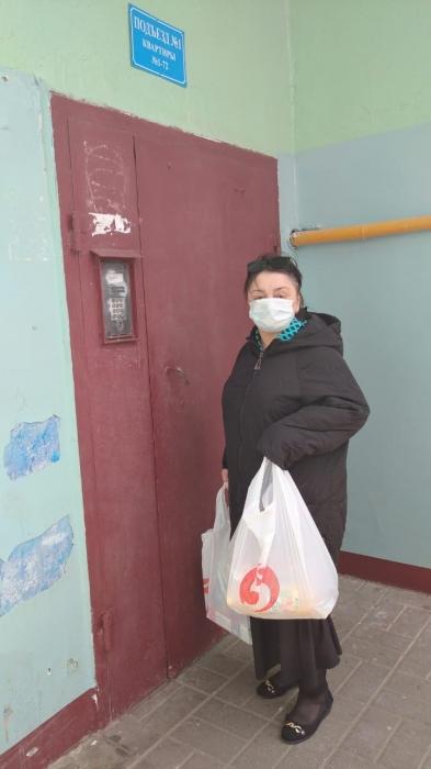 Домодедовские коммунисты ежедневно помогают людям