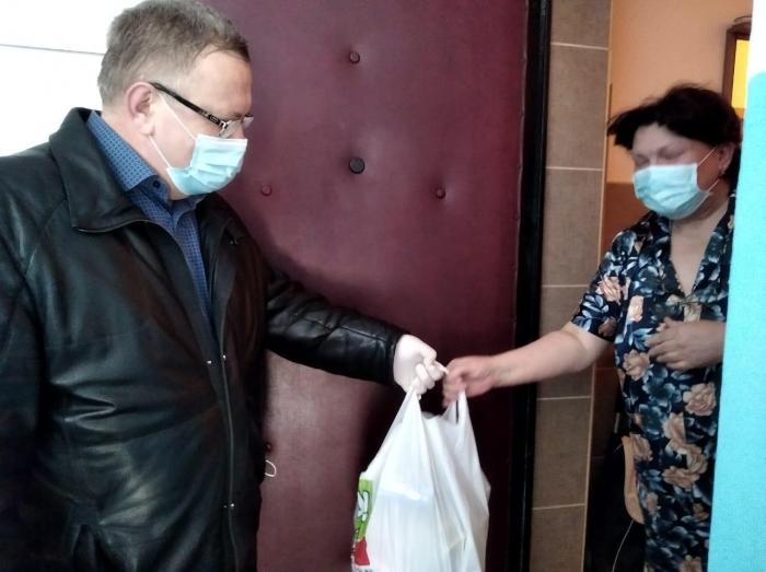 Александр Наумов: «Совместная помощь нуждающимся поможет быстрее пройти период карантина и преодолеть последствия пандемии!»