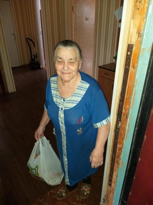 КПРФ Клин продолжает оказывать гуманитарную помощь