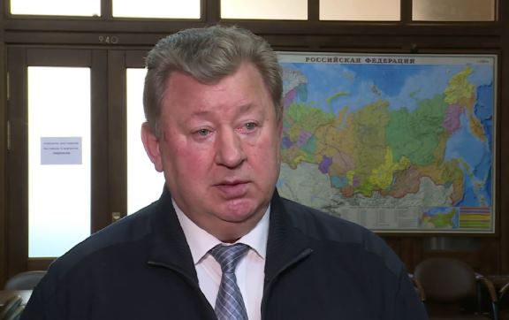 В.И. Кашин о совещании с Председателем ЦБ РФ Э.С. Набиуллиной