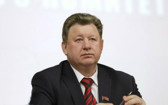 В.И. Кашин на заседании Государственной Думы 22 октября представил к принятию две законодательные инициативы