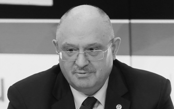 Евгений Микрин: жизнь замечательного человека