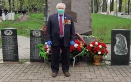 Красногорские коммунисты чтят память о павших