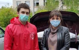 Наро-Фоминские коммунисты помогают нуждающимся