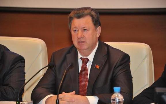 Доклад В.И. Кашина на встрече фракции КПРФ с министром М.Г. Решетниковым