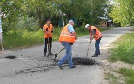 Депутаты-коммунисты Орехово-Зуево контролируют ремонт дорог