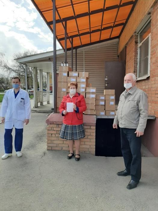 Дезинфирующие средства в Подольский роддом