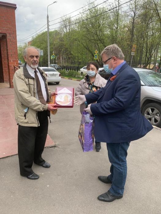 Александр Наумов: «Мы не забудем то, какой ценой нашим отцам и дедам досталась Победа над фашизмом!»