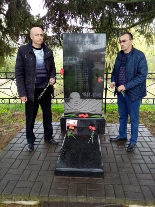 Зарайские коммунисты отпраздновали 75-летие Великой Победы